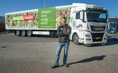 GreenS and SaladS nog beter zichtbaar op de weg