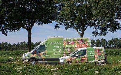 Greens & Salads start eigen bezorgdienst